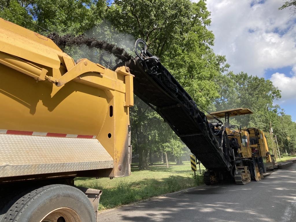 FEMA Road Repairs